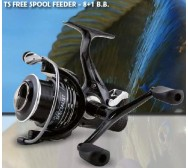 CARRETE FREE SPOOL FEEDER 8+1 B.B.